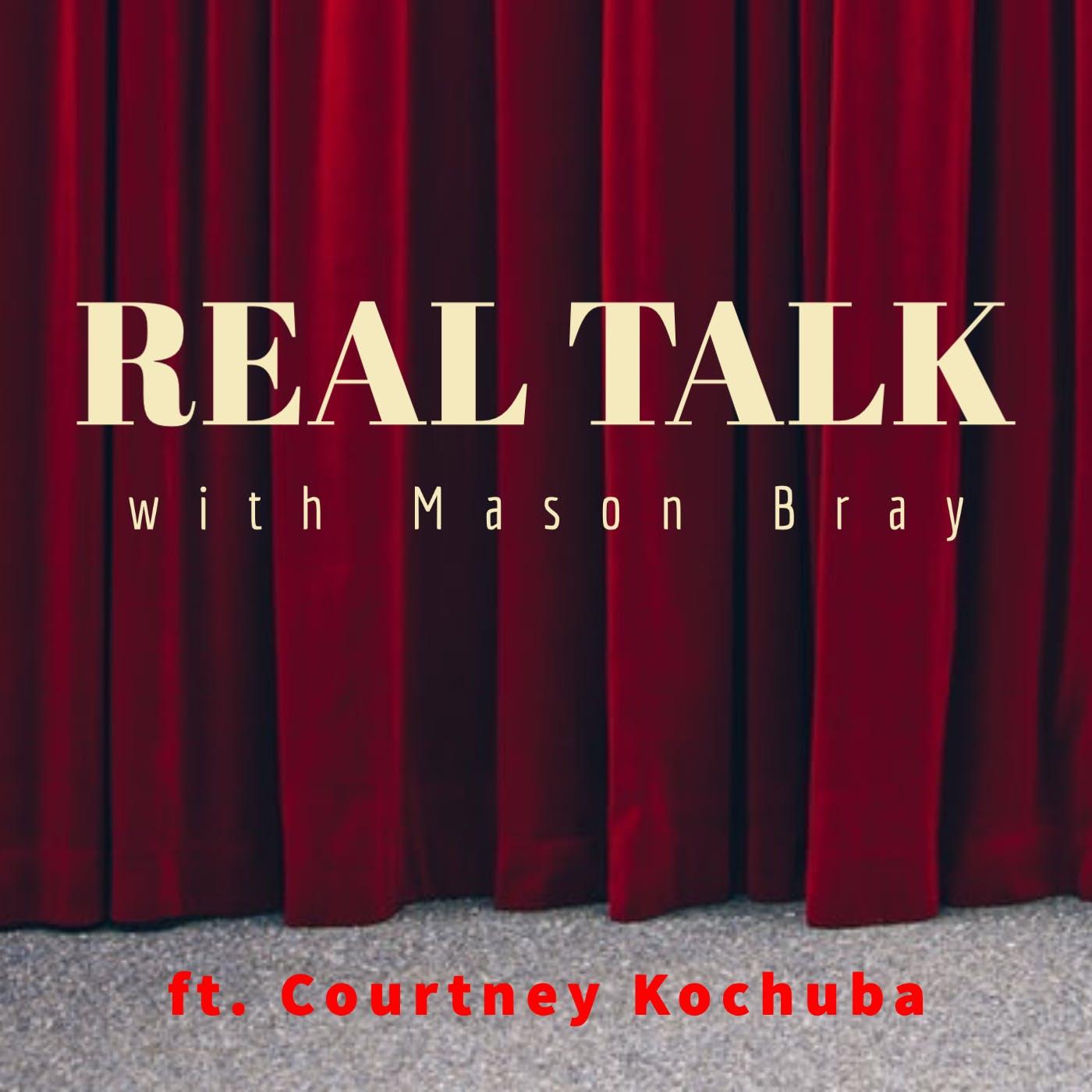 Ep. 505 - BROADWAY TALKS with a Marketing Director - Courtney Kochuba