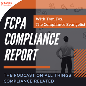 FCPA Compliance Report