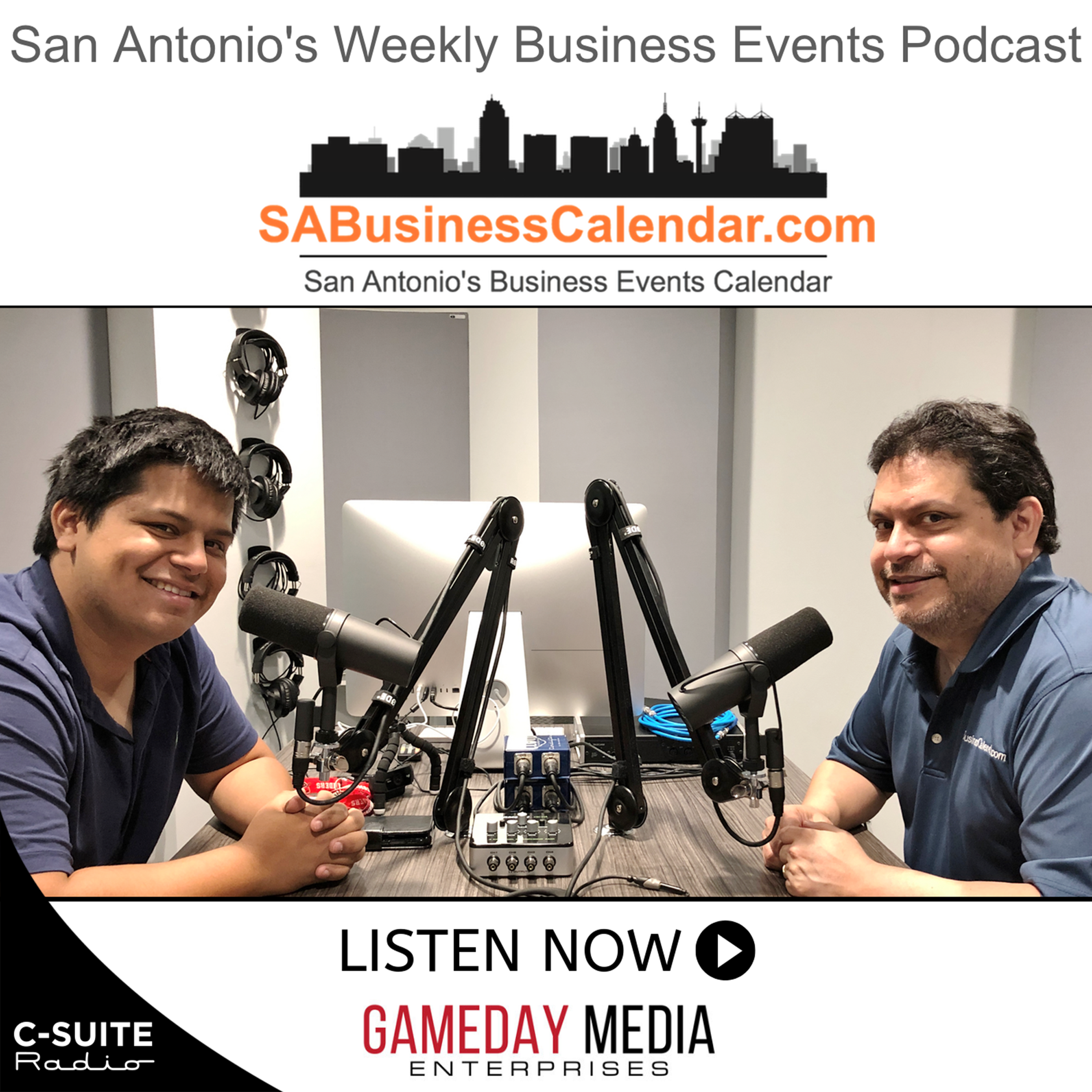 San Antonio Business Calendar