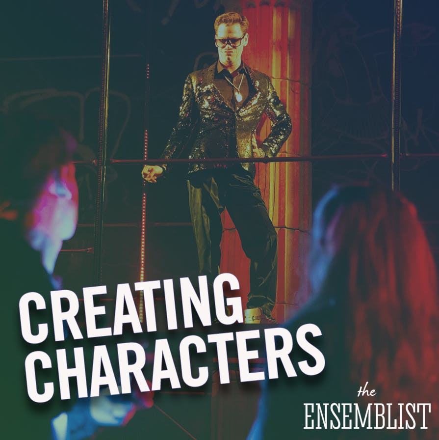 #203 - Creating Characters (The Lightning Thief - feat. Ryan Knowles)