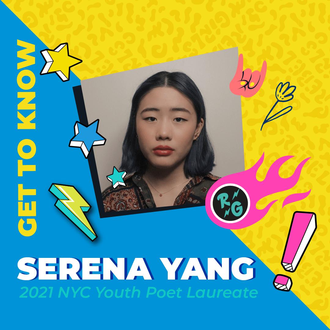Get To Know Serena Yang