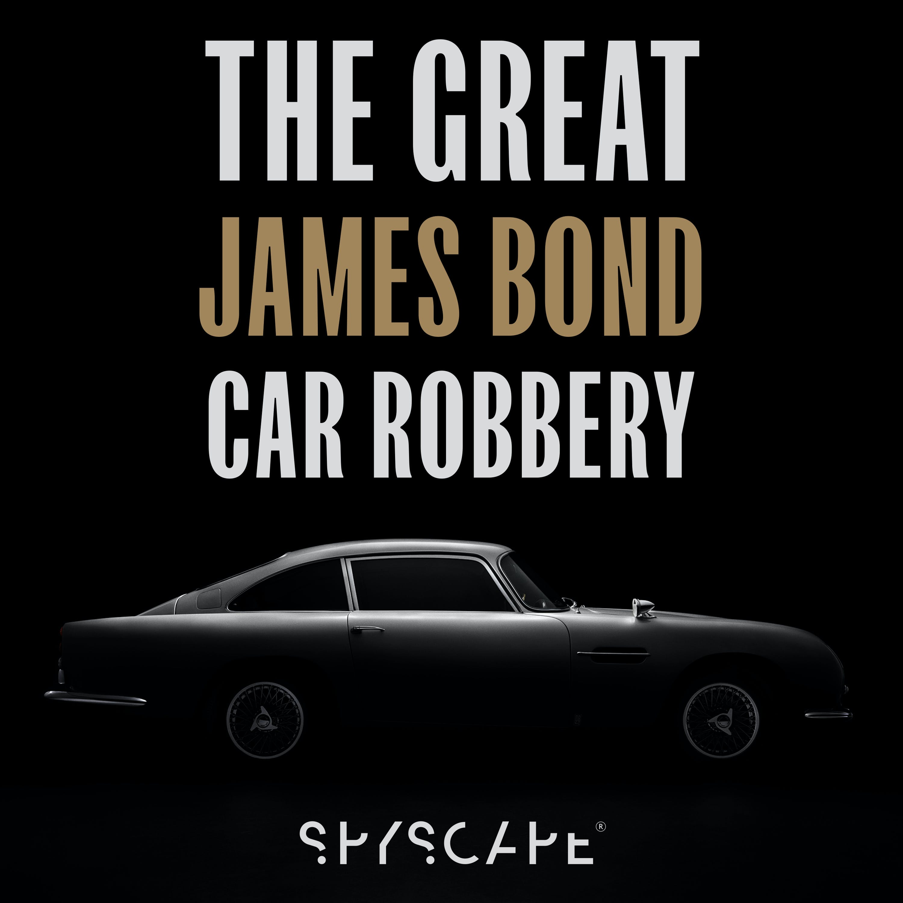 Introducing... The Great James Bond Car Robbery
