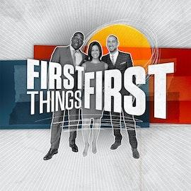 Full Show - Celtics/Kyrie, Big shot LeBron, Eli Manning, NFL Draft