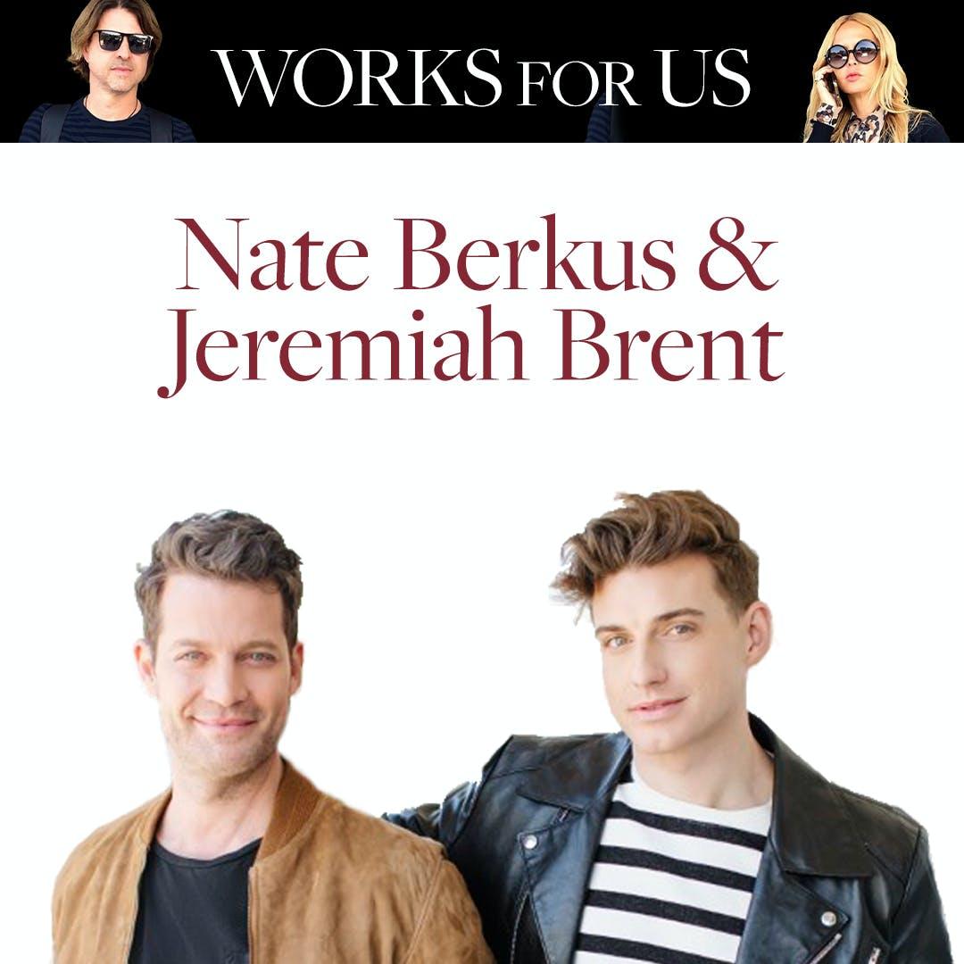 Nate Berkus & Jeremiah Brent
