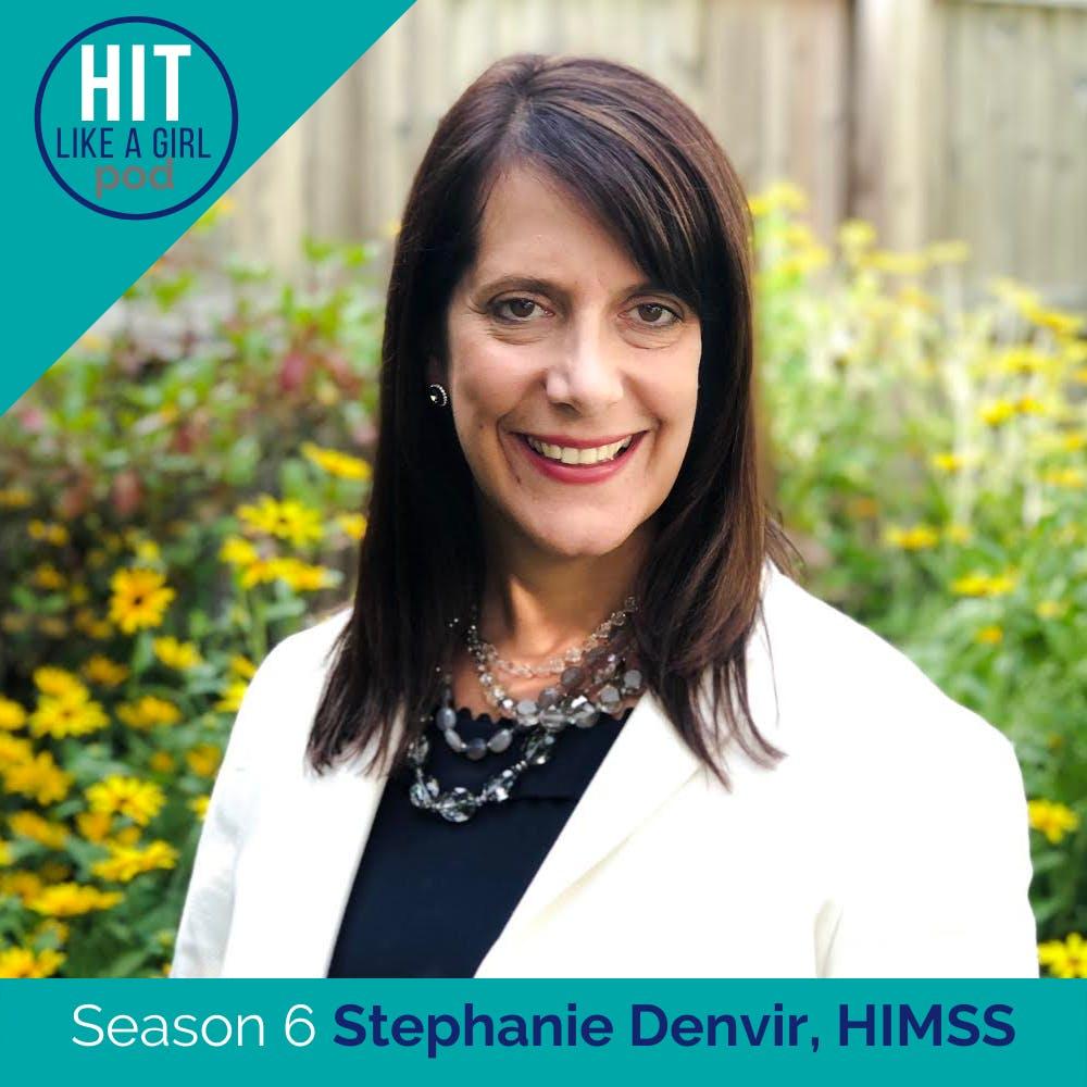 Stephanie Denvir Talks HIMSS21