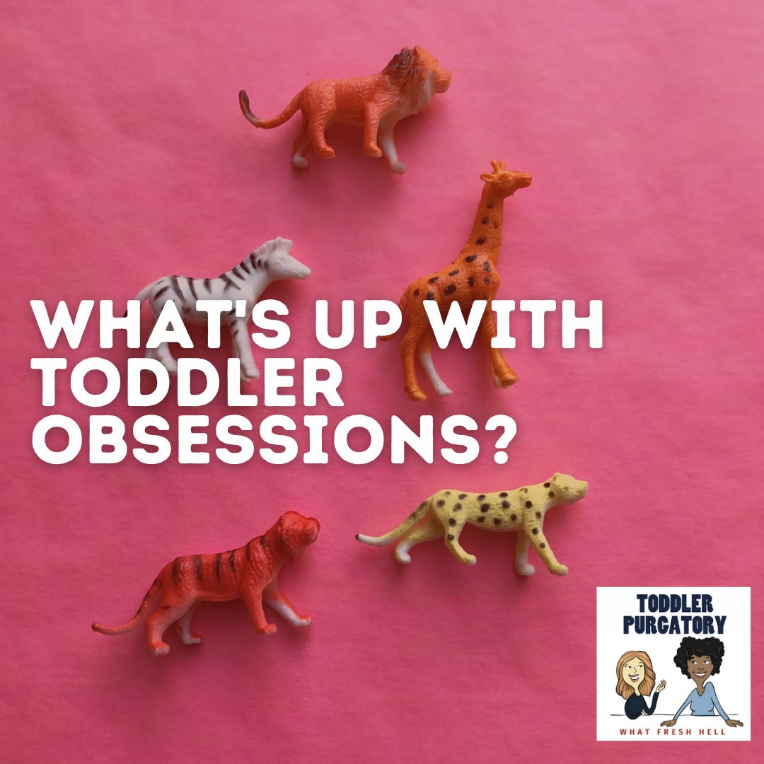 BONUS: What's Up With Toddler Obsessions?