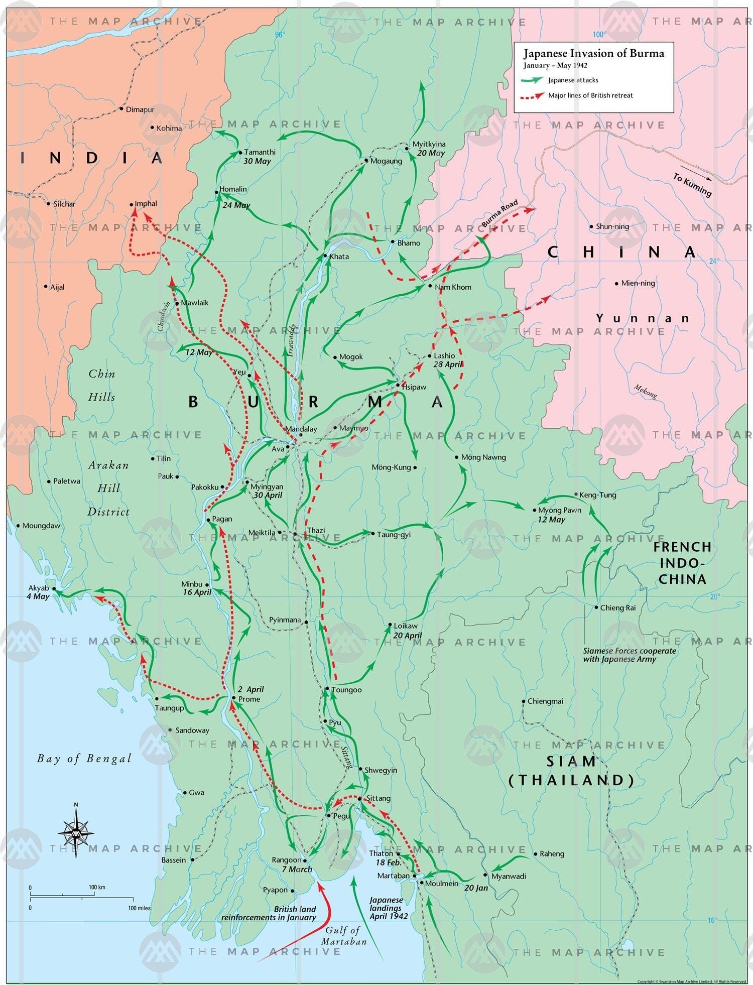 Episode 290-The Invasion of Burma: Prelude