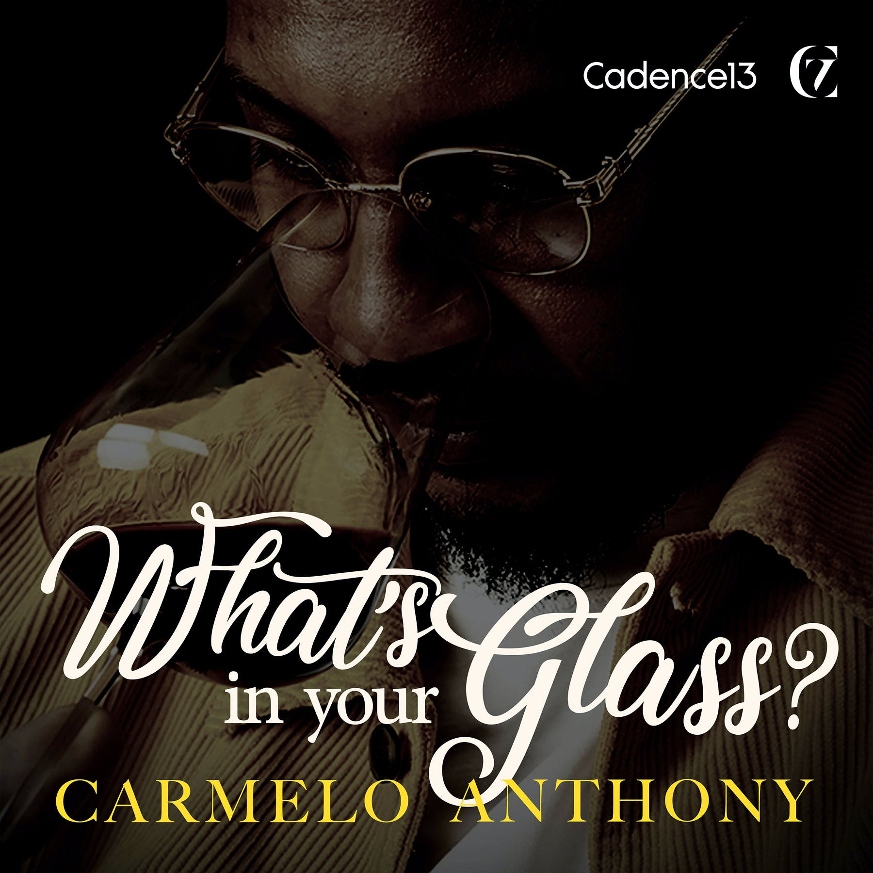 What's in Your Glass? with Carmelo Anthony