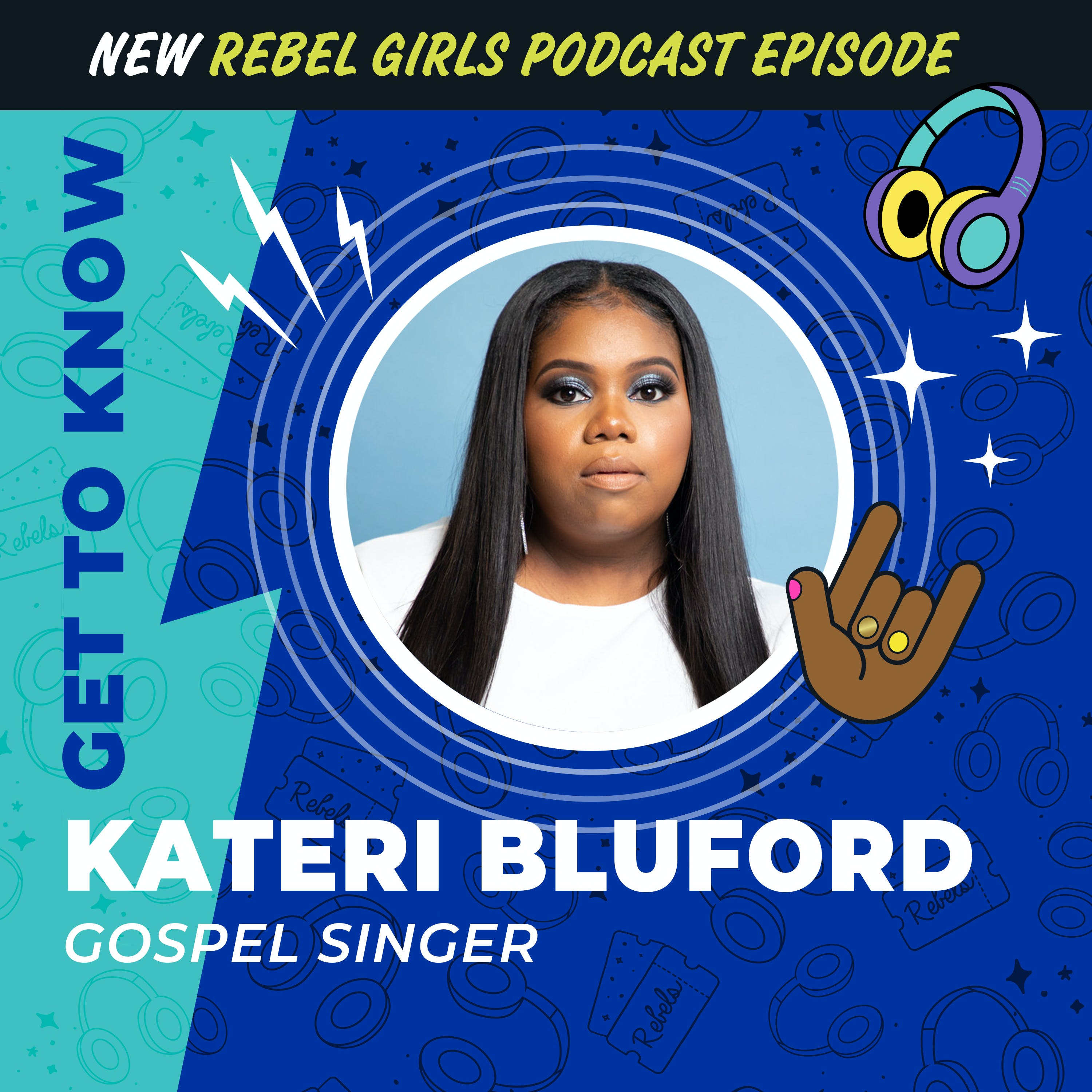 Get to Know Kateri Bluford
