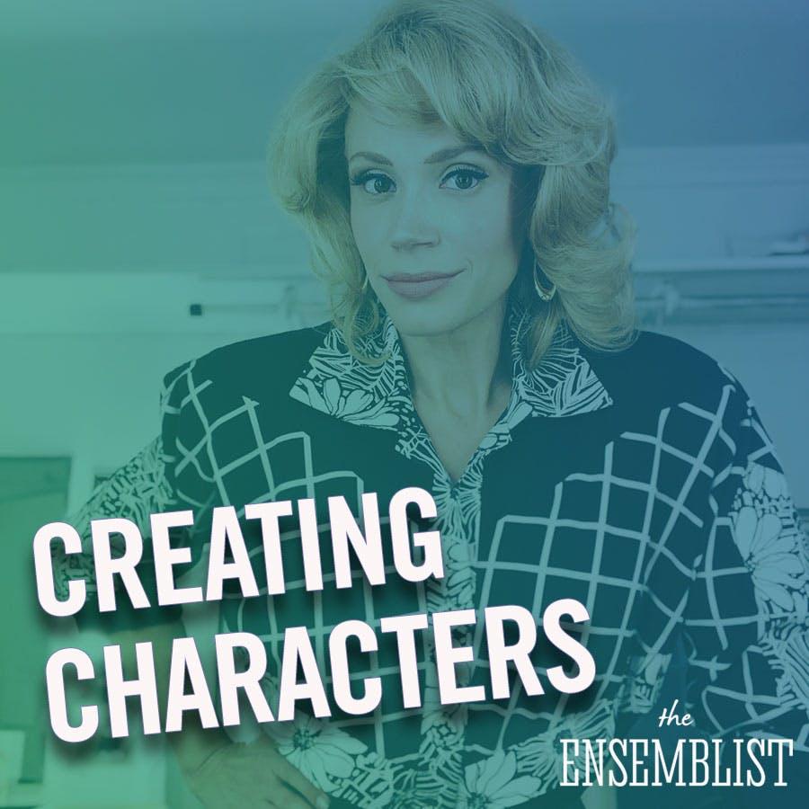 #222 - Creating Characters (Tina - feat. Jessica Rush)