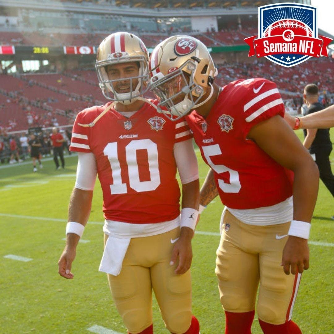 Semana NFL #16 - Cam Newton é irresponsável e abre competição com Mac Jones e Lance x Garoppolo em San Francisco