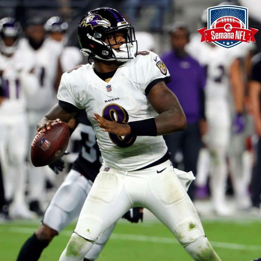 Semana NFL #19: Lamar finalmente passará por Mahomes? Prévia da Semana 2