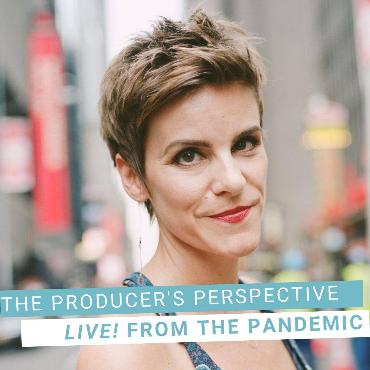 Live From The Pandemic #8: JENN COLELLA