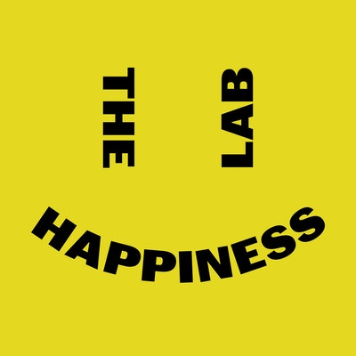 Cover for The Happiness Lab with Dr. Laurie Santos