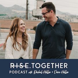 9: Five Ways To Show Up For Your Partner (Rachel's Perspective)