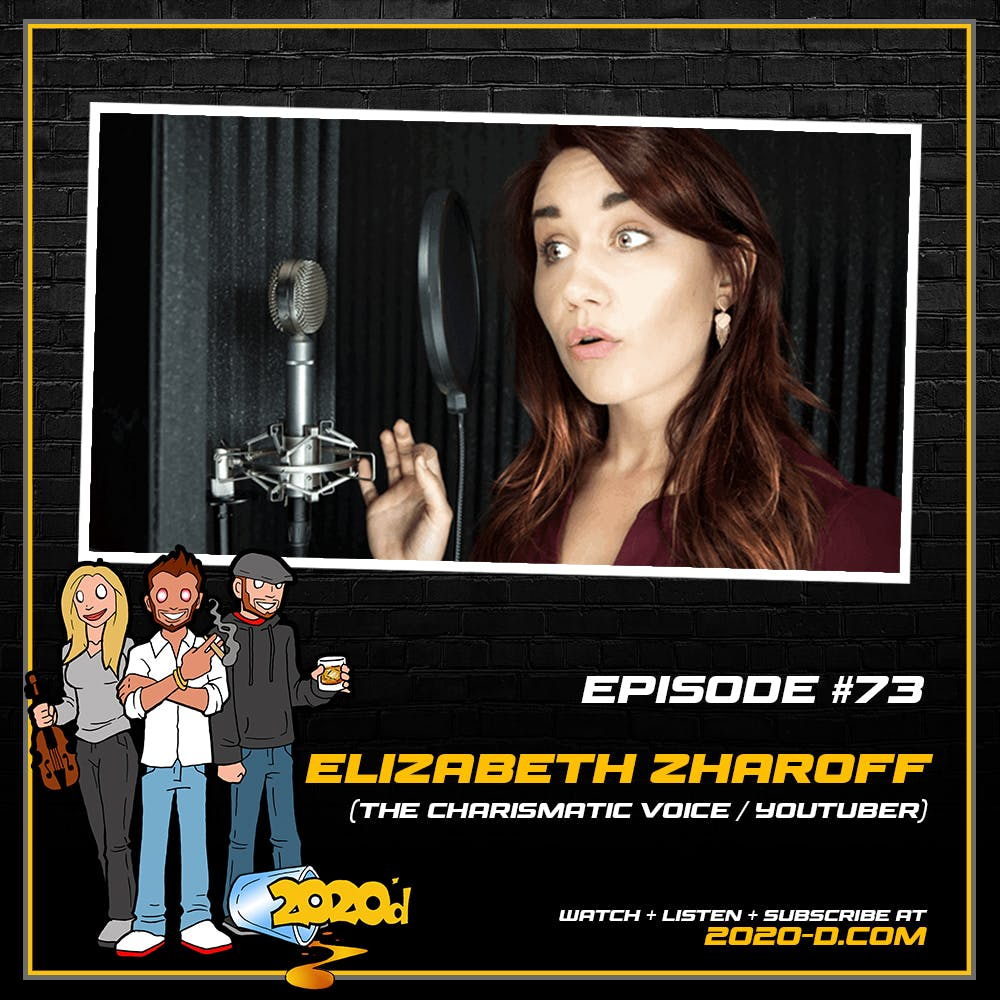 Elizabeth Zharoff (The Charismatic Voice): The Bob Ross of Metal Music