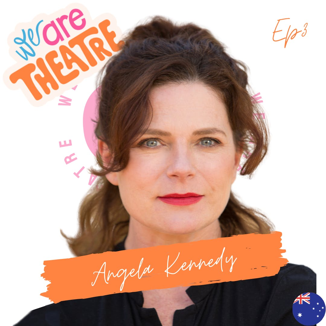 Episode 3 - Come From Away - Angela Kennedy
