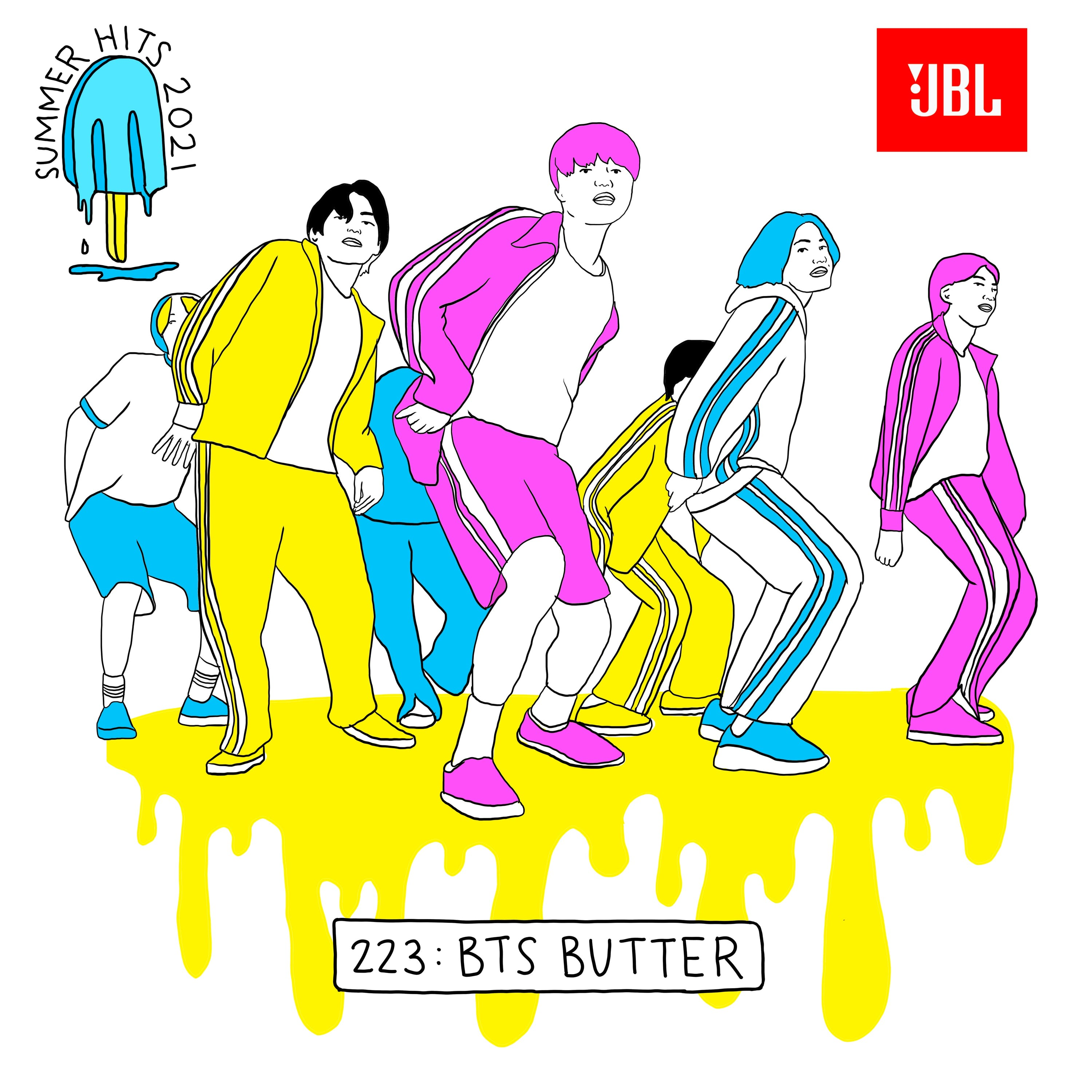 Summer Hits: BTS - Butter (with Jenna Andrews)