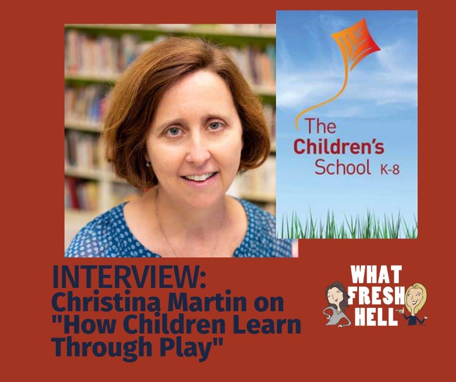 Fresh Take: Christina Martin on How Children Learn Through Play