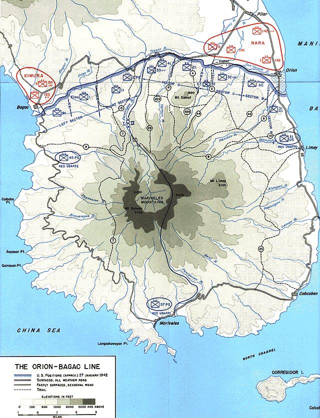 Episode 325-Bataan-The Beginning of the End