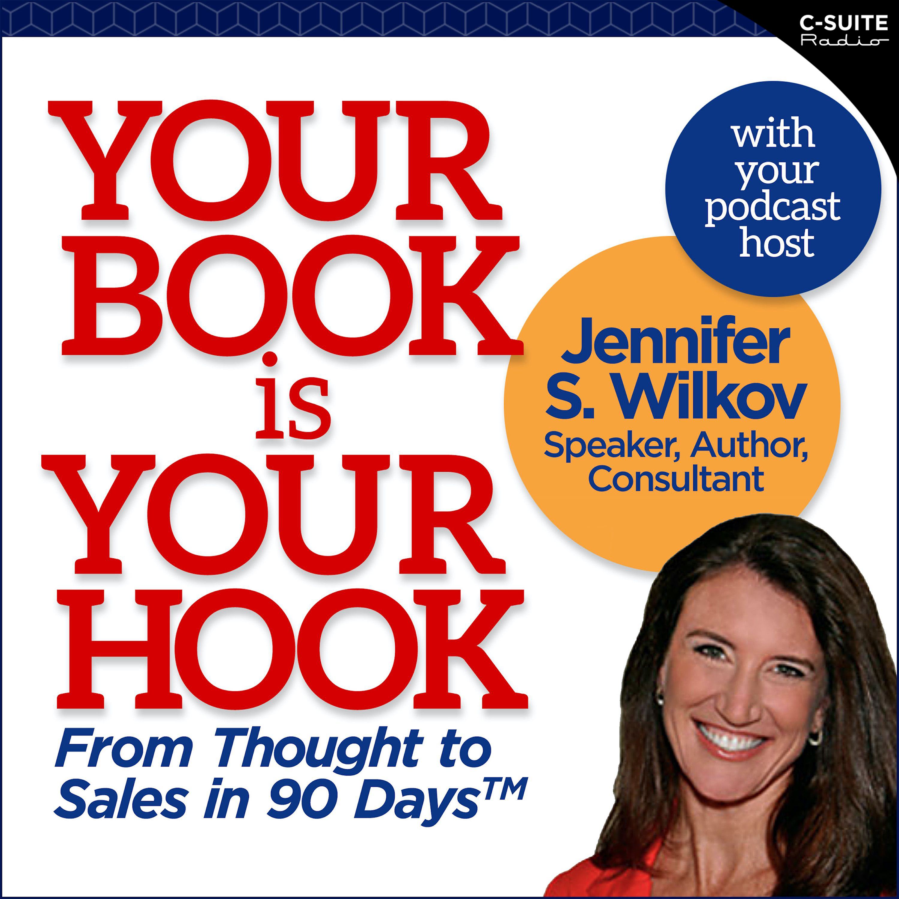 Your Book Is Your Hook!