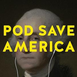 """We're saying Pod Save America again."""