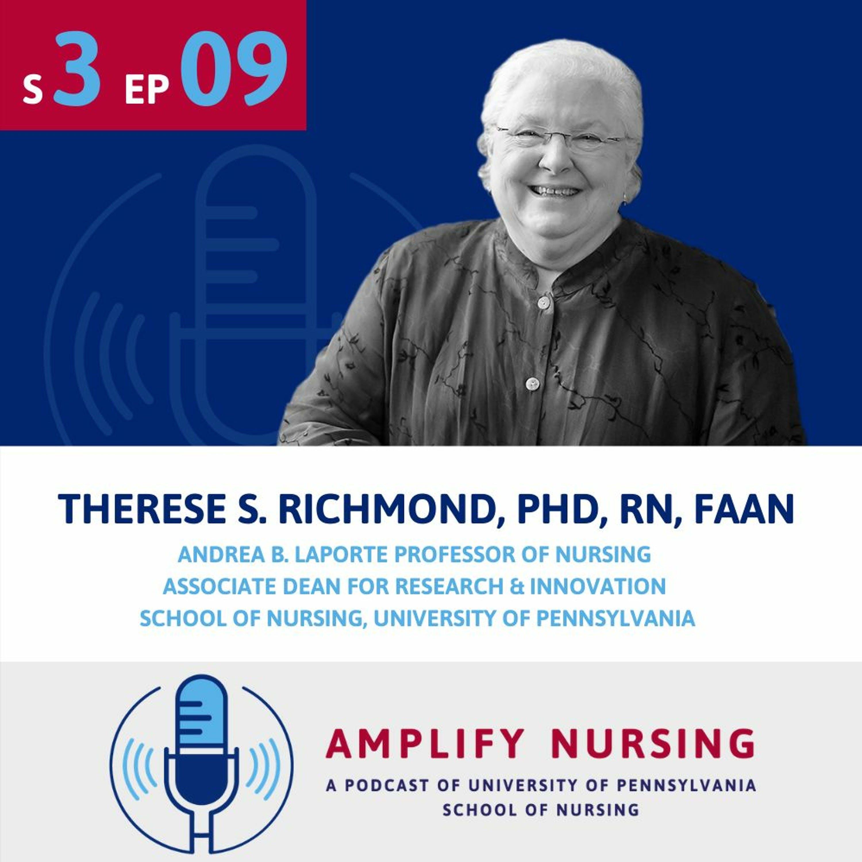 Amplify Nursing: Season 3 Episode 09: Dr. Terry Richmond