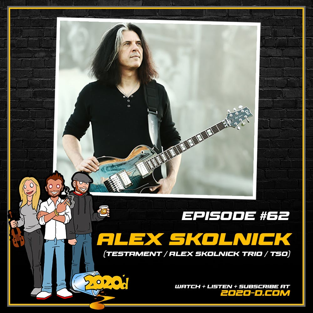 Alex Skolnick: My Friends Were Going to College and I Was Signing a Record Deal