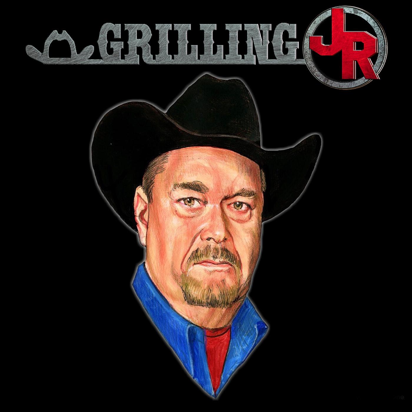 Grilling JR podcast