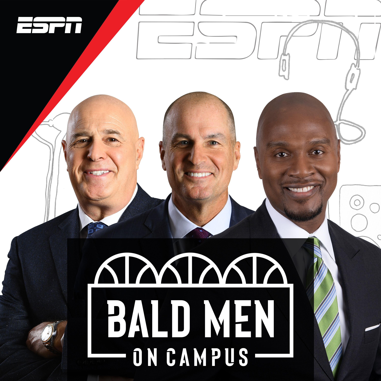 Bald Men on Campus podcast