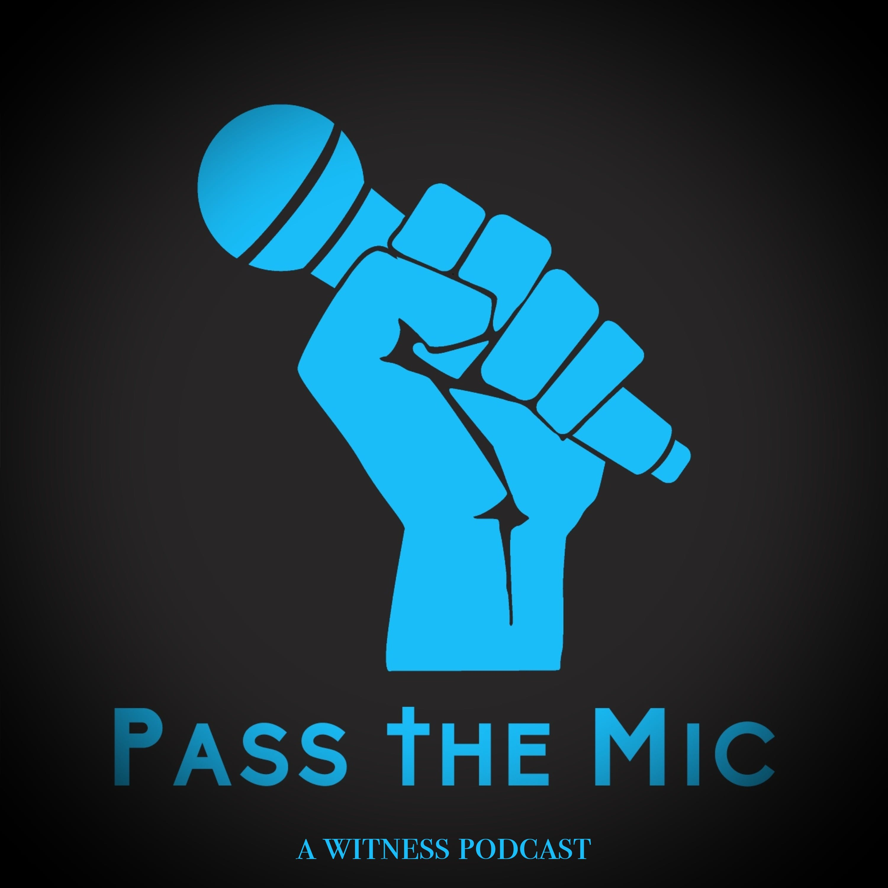 Pass The Mic podcast show image