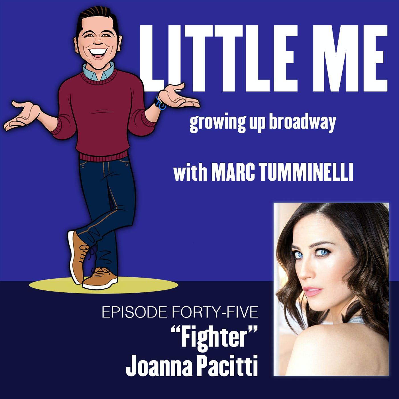 EP45 - Joanna Pacitti - Fighter