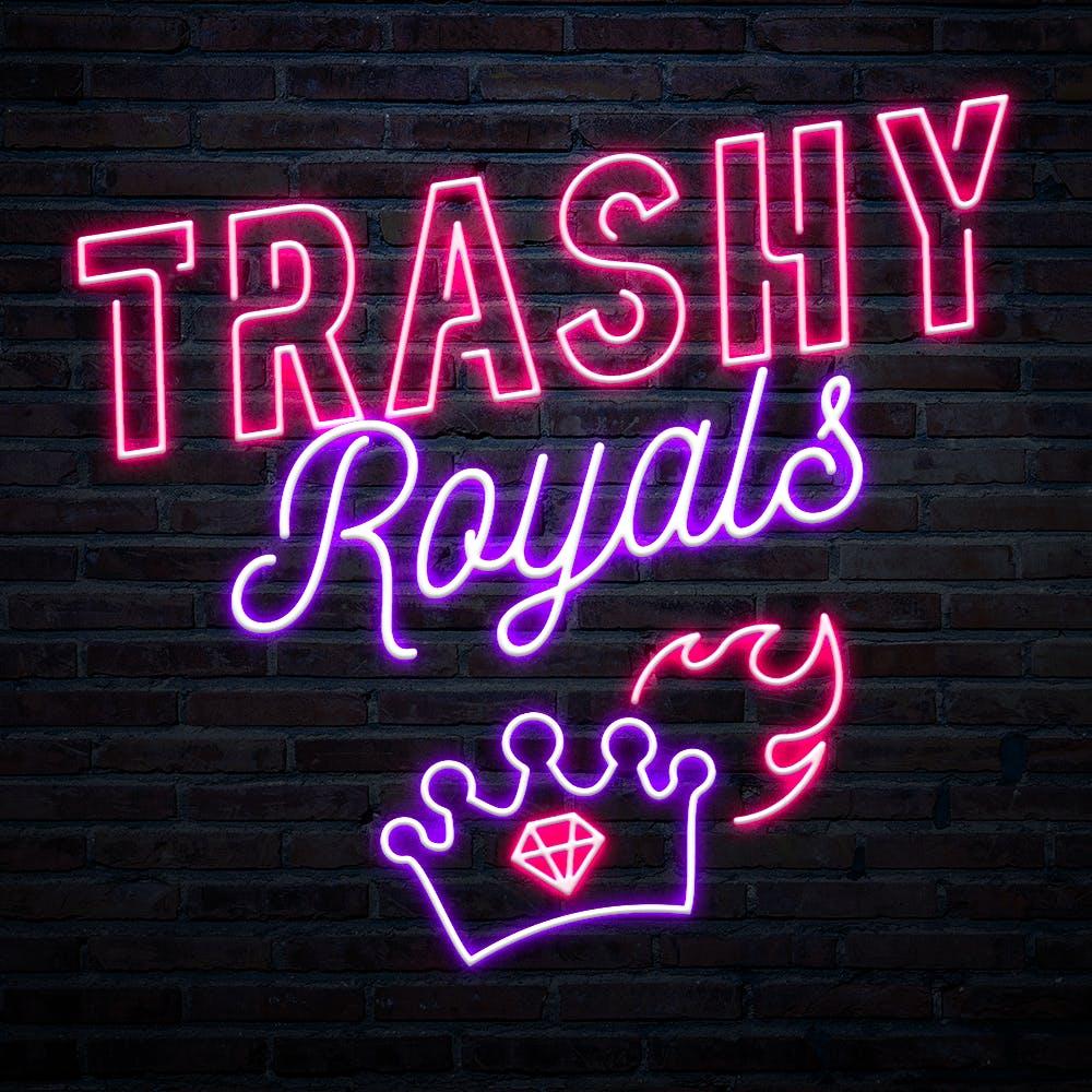 02 Trashy Royals: Two Princes of Wales