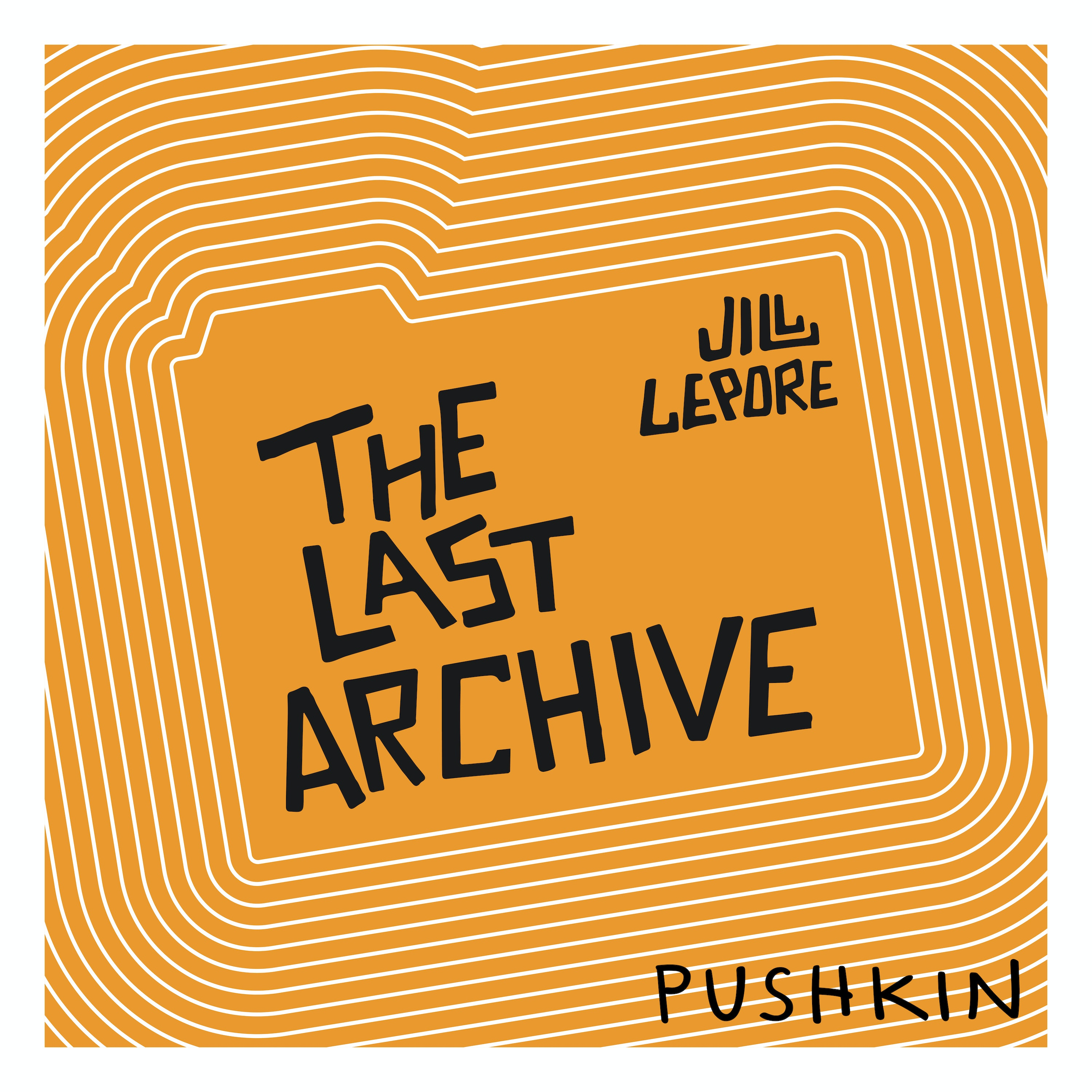 The Last Archive podcast