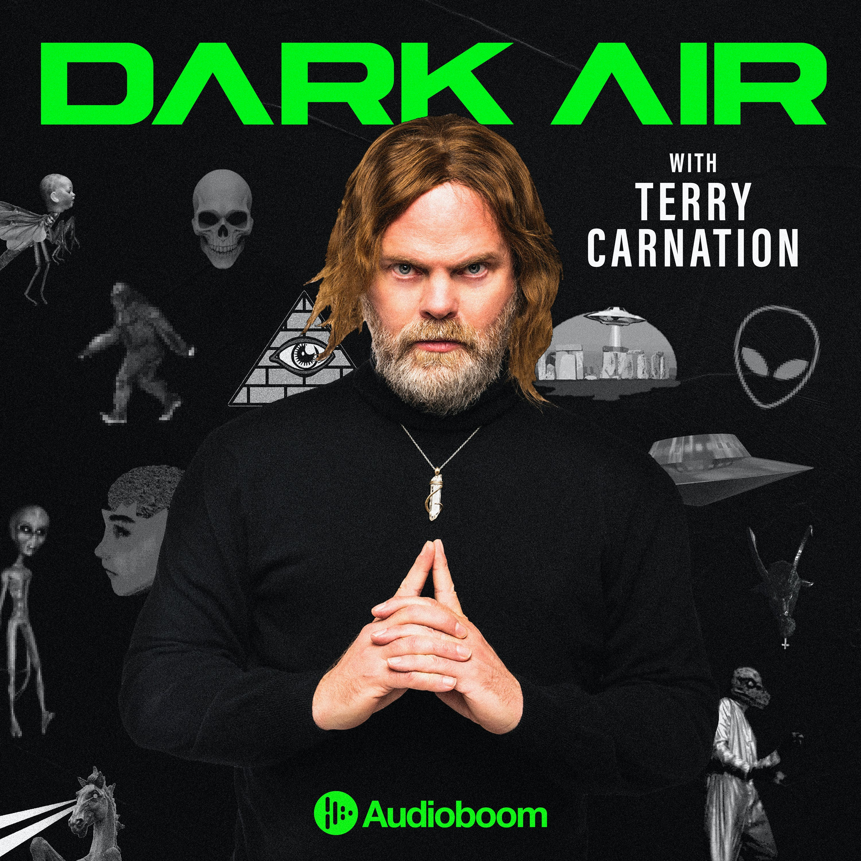 """Introducing """"Dark Air with Terry Carnation"""""""