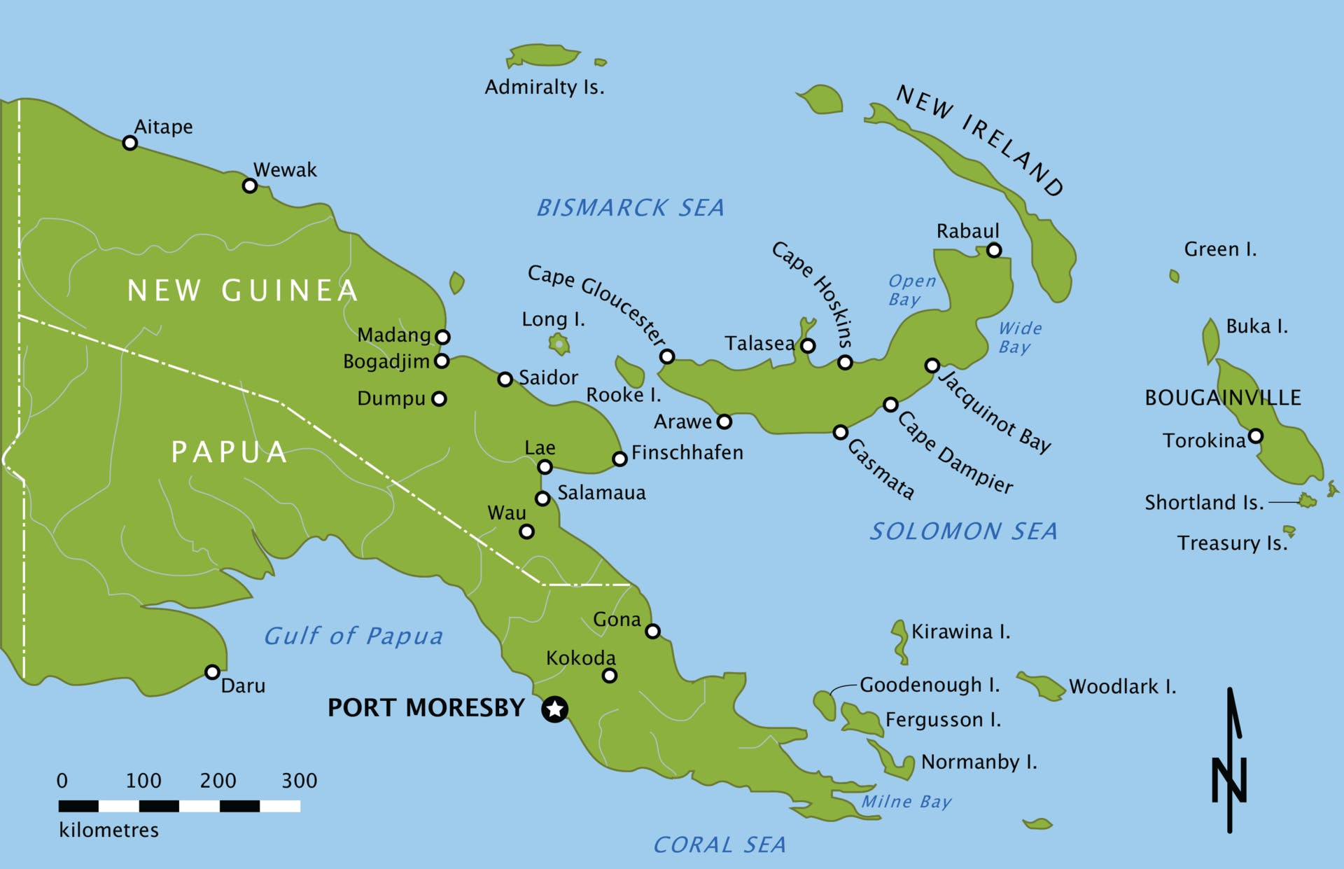 Episode 289-The Invasion of New Guinea
