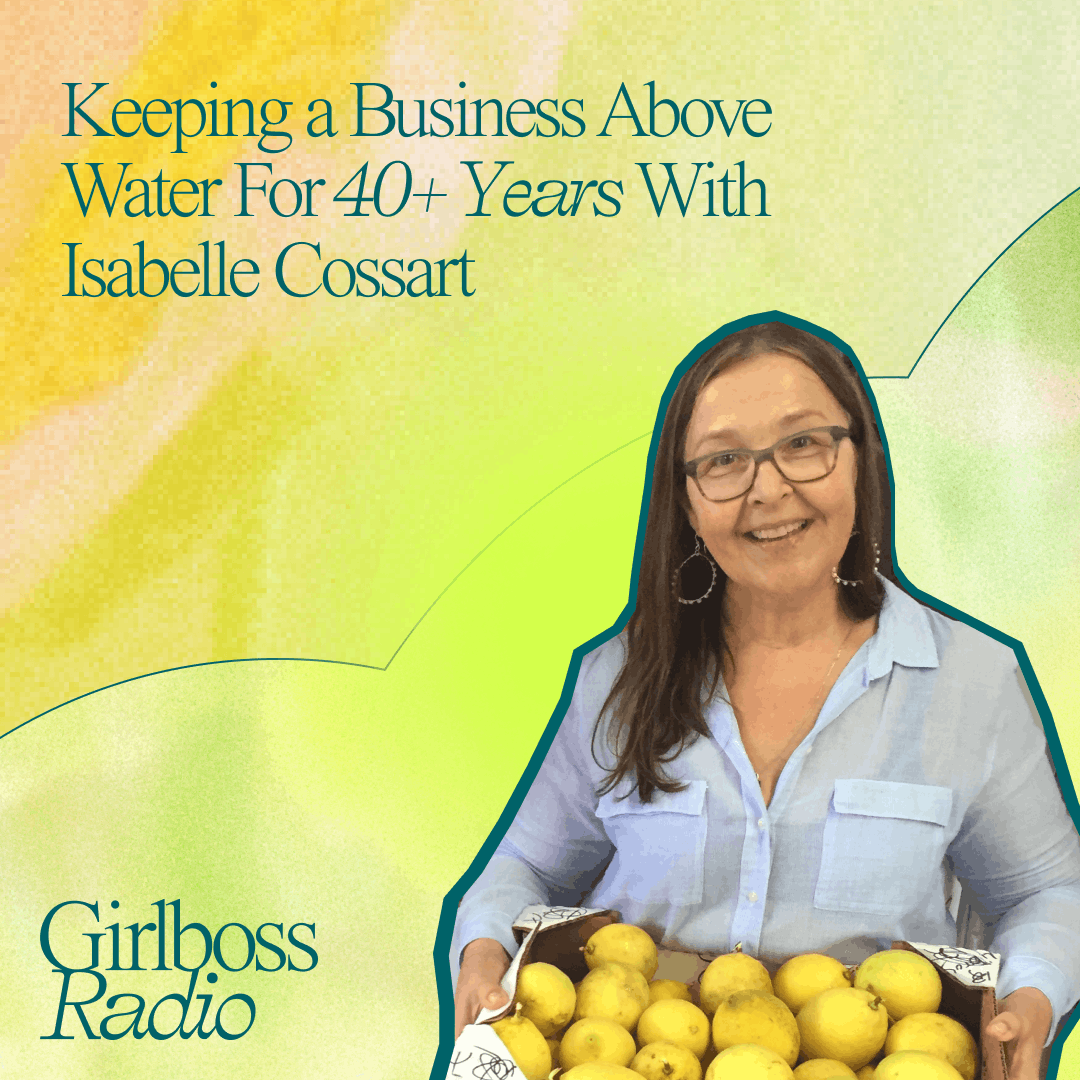 Keeping a Business Above Water for 40+ Years With Isabelle Cossart