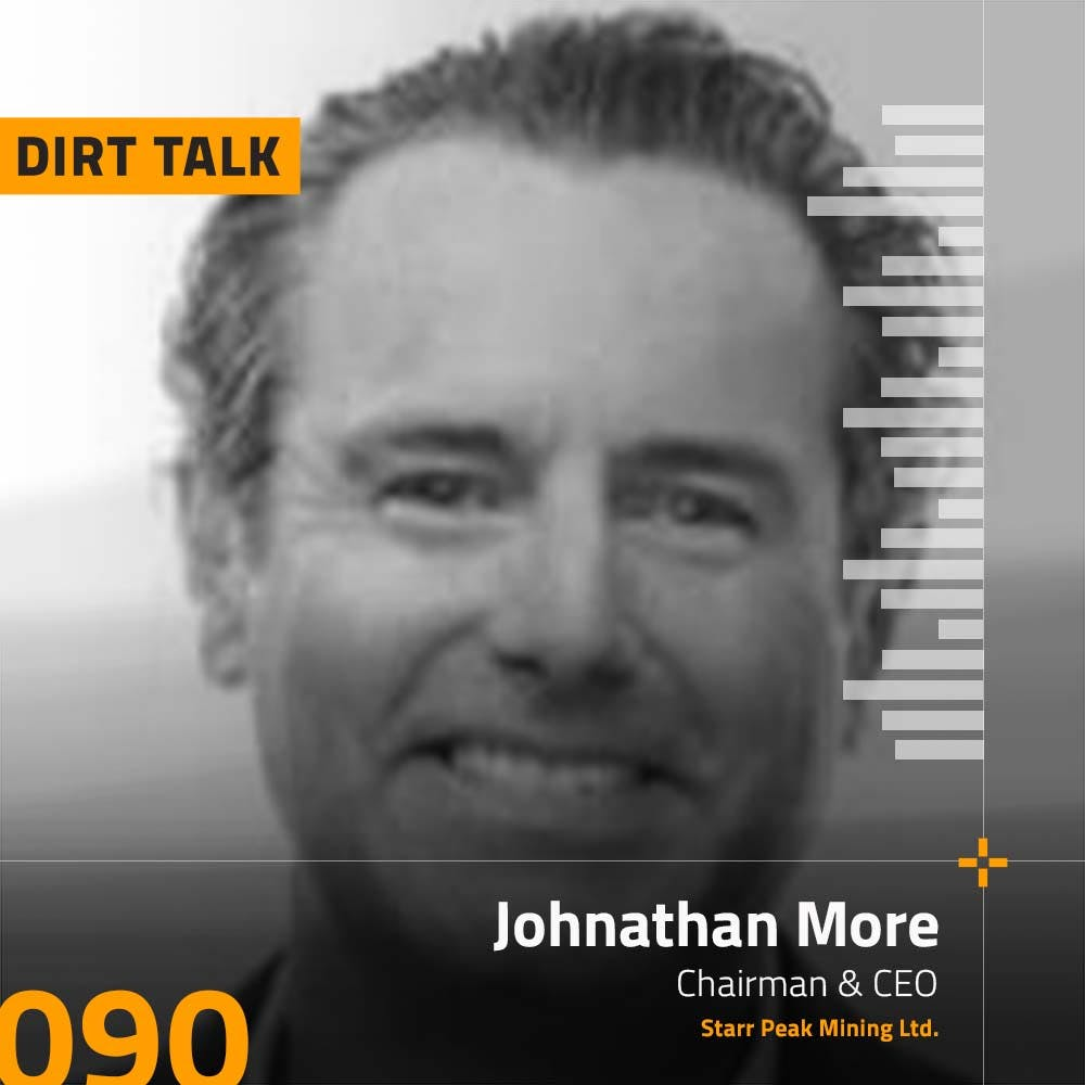 Putting Money Back in the Ground with Johnathan More -- DT090