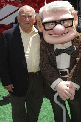 Ed Asner's Voice Acting Career