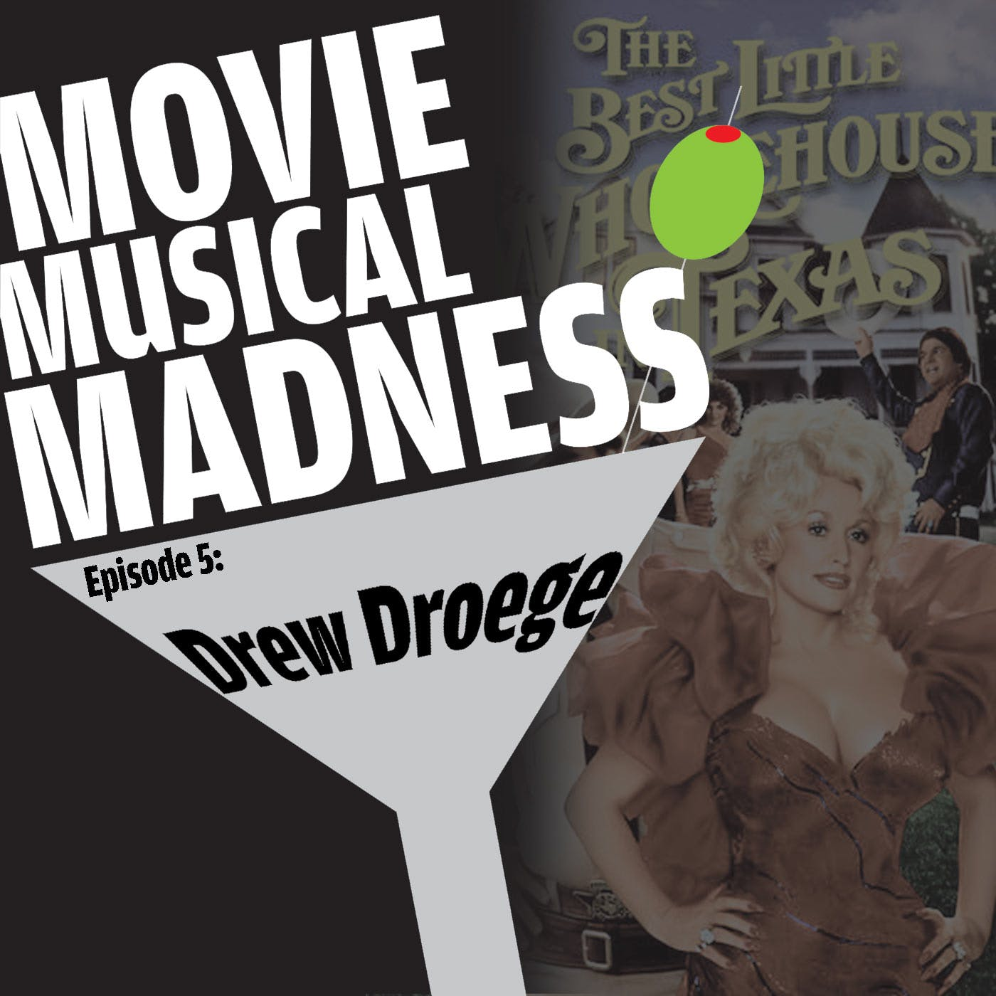 #5 - Y'All Come Back Now, Y'Hear? with Drew Droege