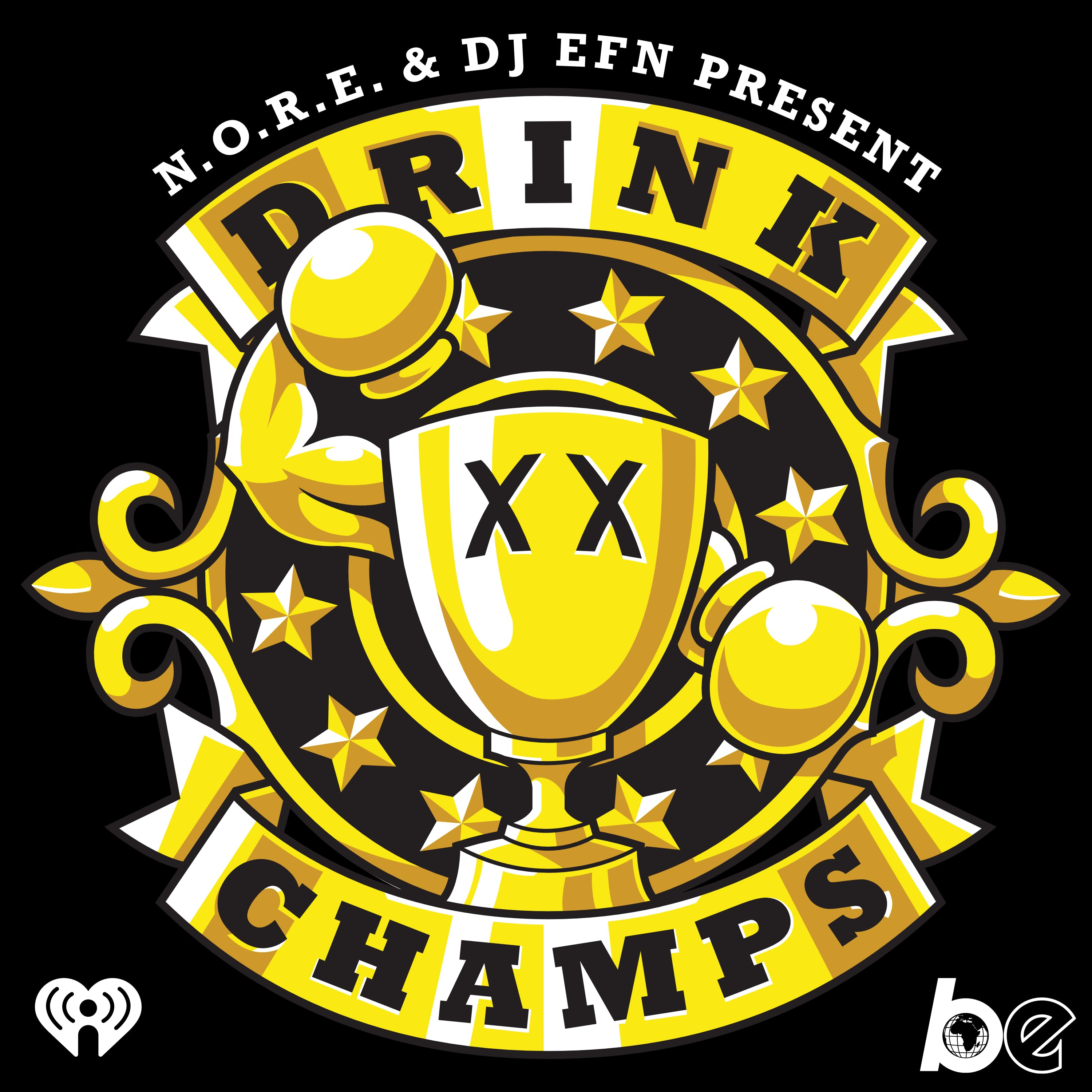 Drink Champs:The Black Effect and iHeartRadio