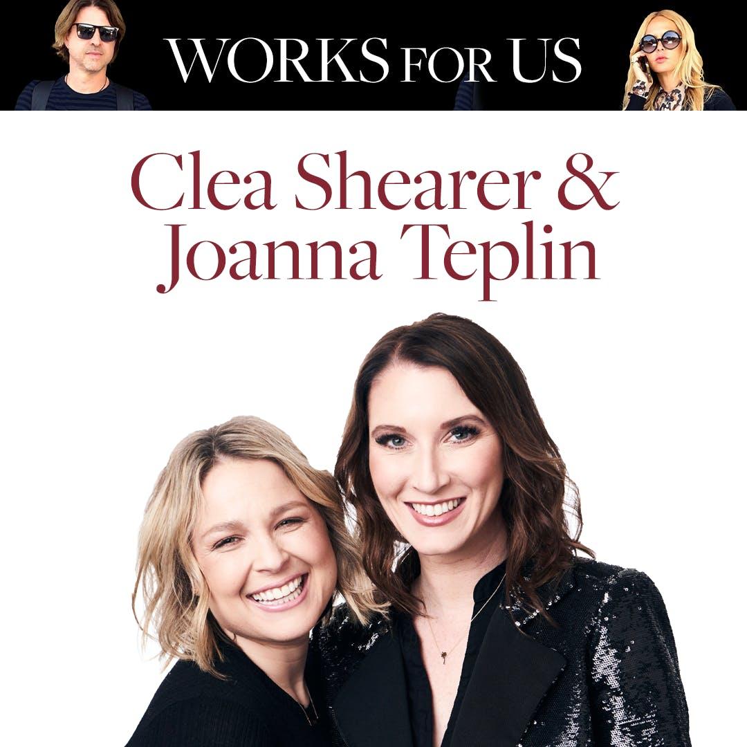 The Home Edit's Clea Shearer & Joanna Teplin