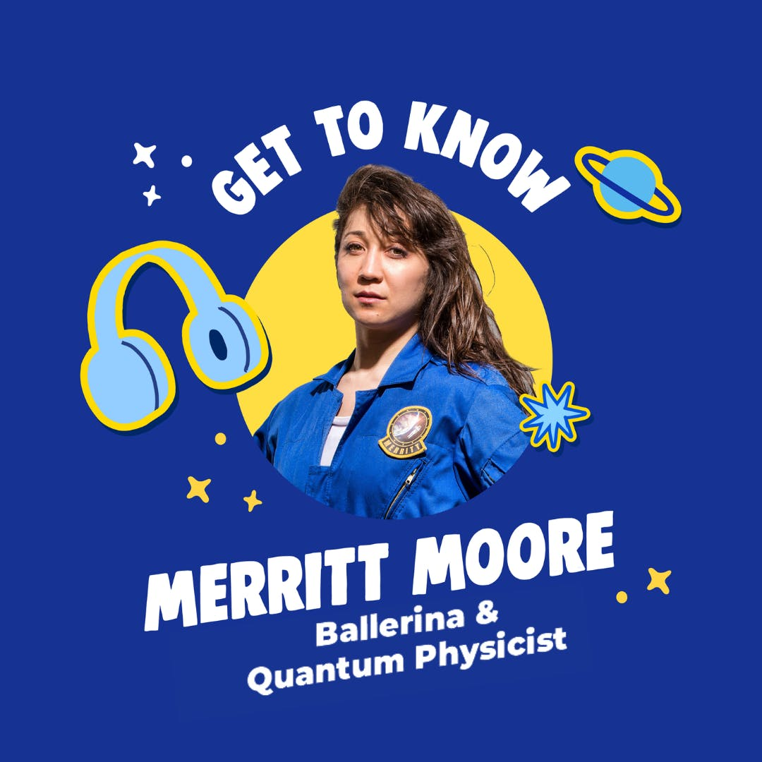 Get To Know Merritt Moore