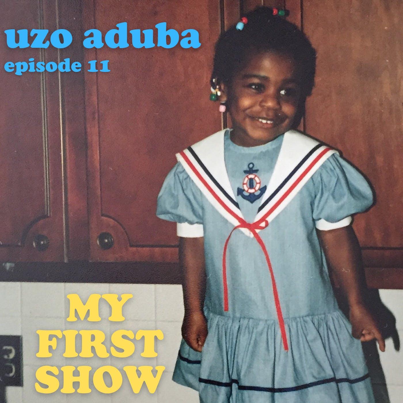 S1/Ep11: Uzo Aduba