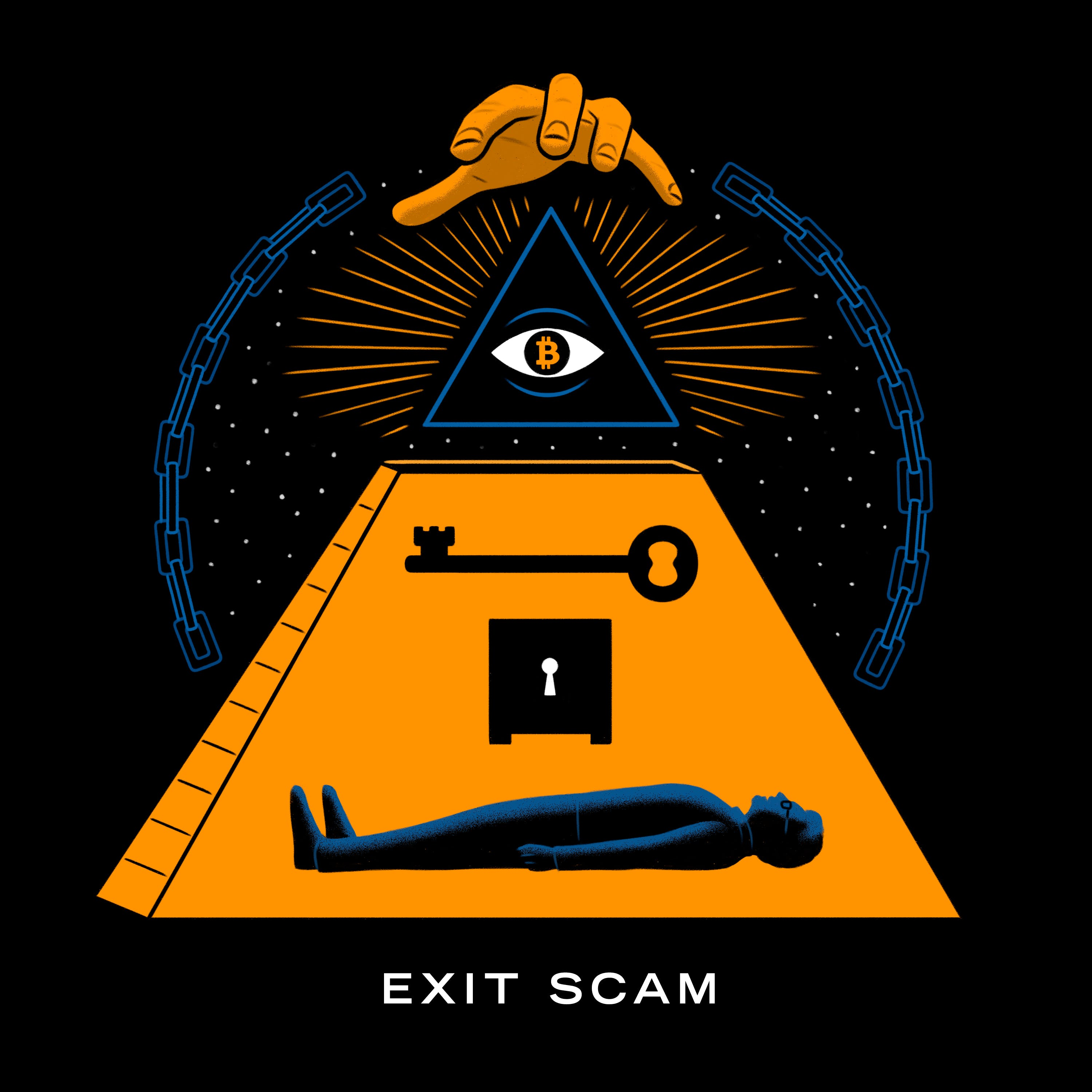 Exit Scam: The Death and Afterlife of Gerald Cotten