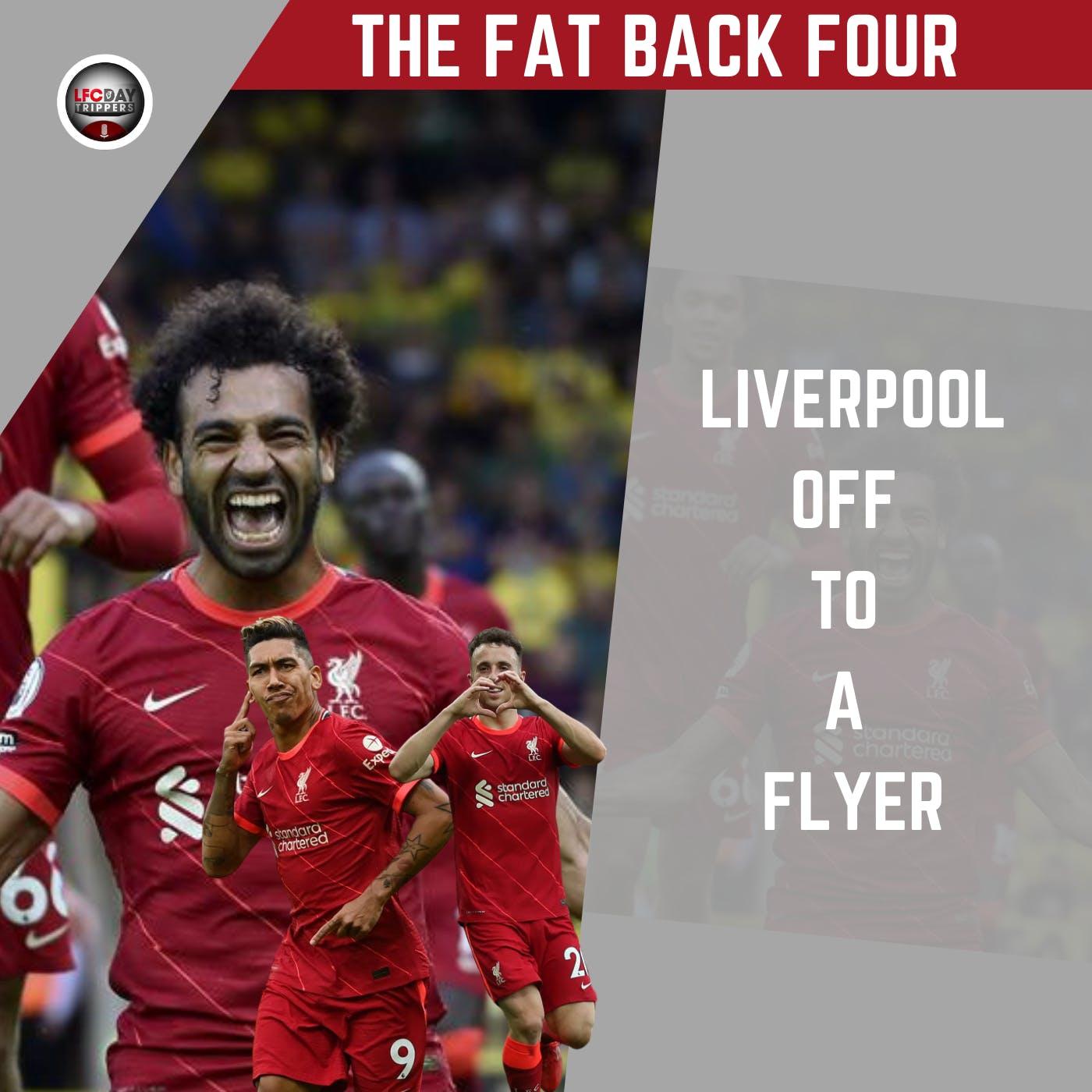 Liverpool Win At Norwich | Record Breaking Salah | FB4