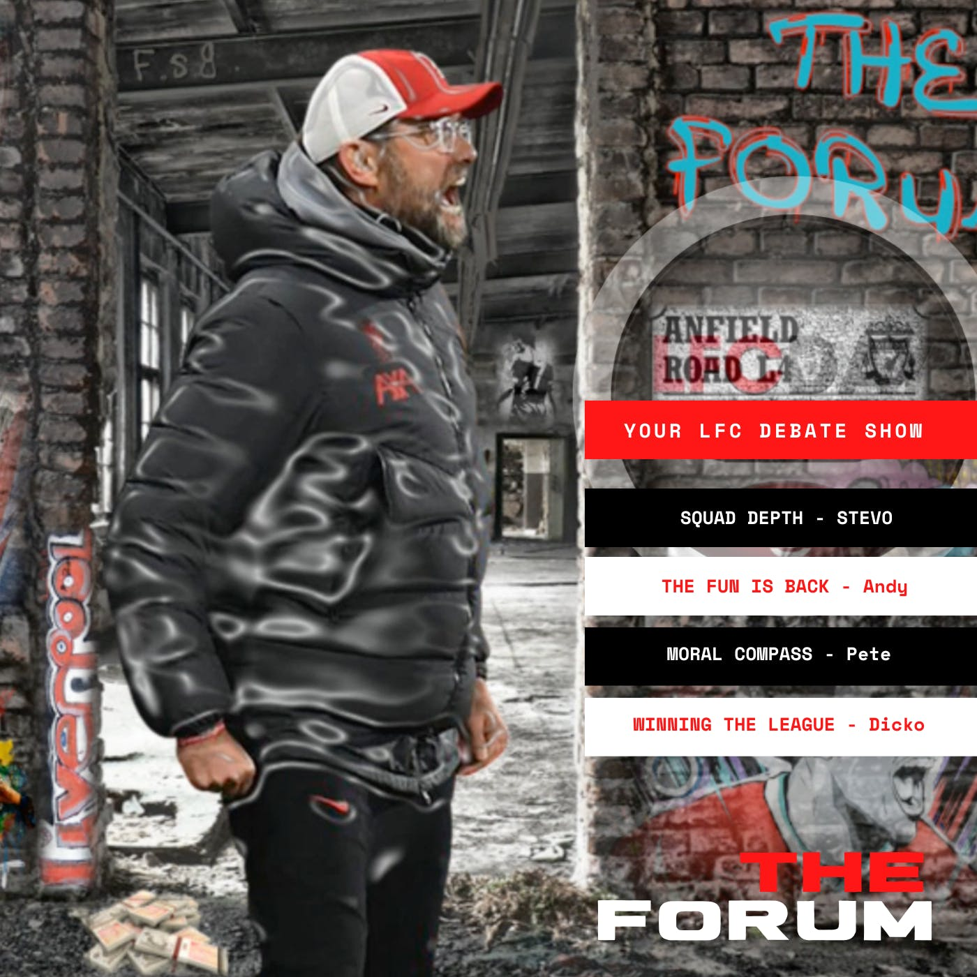 Liverpool For The League | The Forum