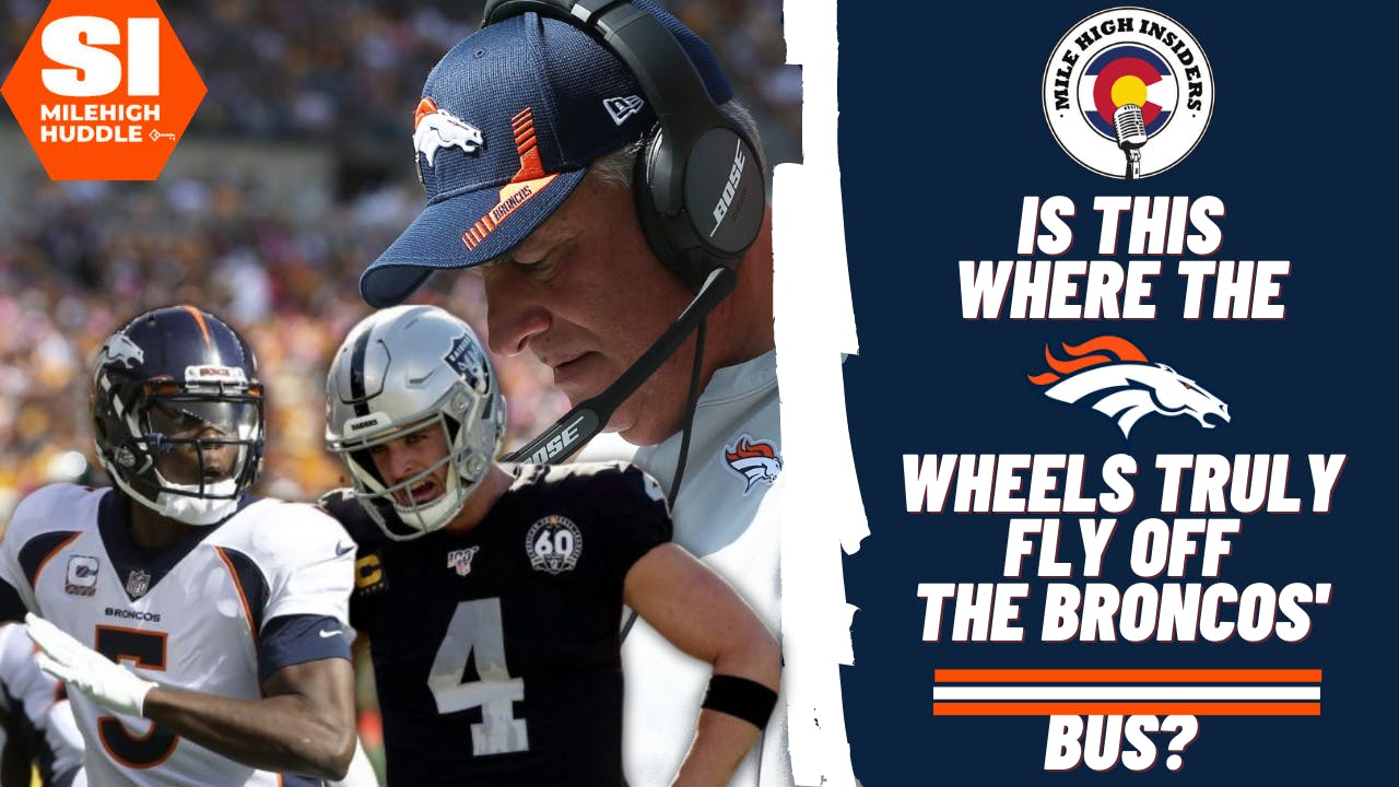 MHI #071: How Broncos can Forestall the Wheels Coming Off