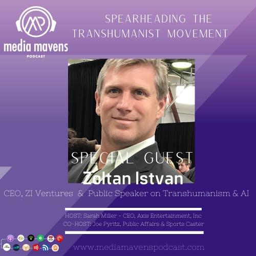 Spearheading the Transhumanist Movement