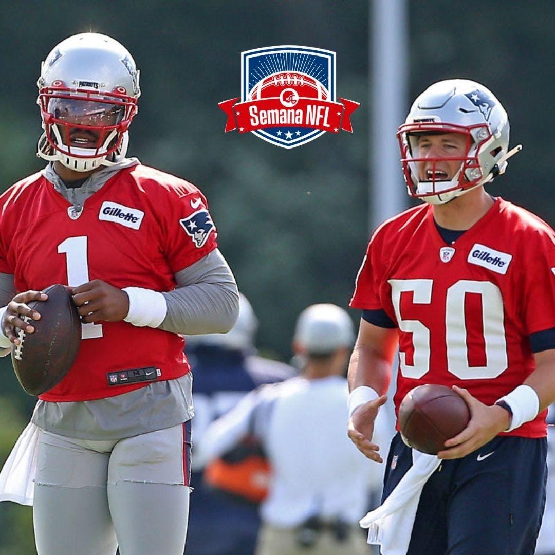 Semana NFL #13 - A disputa de titularidade de quarterbacks na temporada da NFL